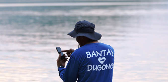 IoT Helping Filipino Fisherman to Save Sea Mammals