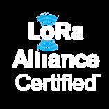 LoRa Alliance Certified