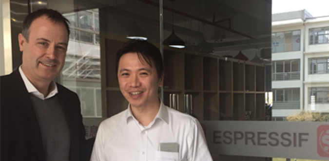 Pycom partners with ESPRESSIF for supply of ground breaking and state of the art SoC