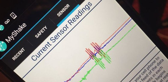 Android app harnesses IoT for earthquake warnings