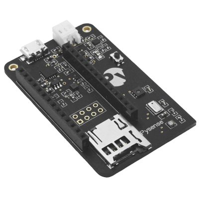 Pysense Sensor Shield Side