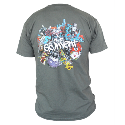 Pycom GOINVENT T-Shirt Back